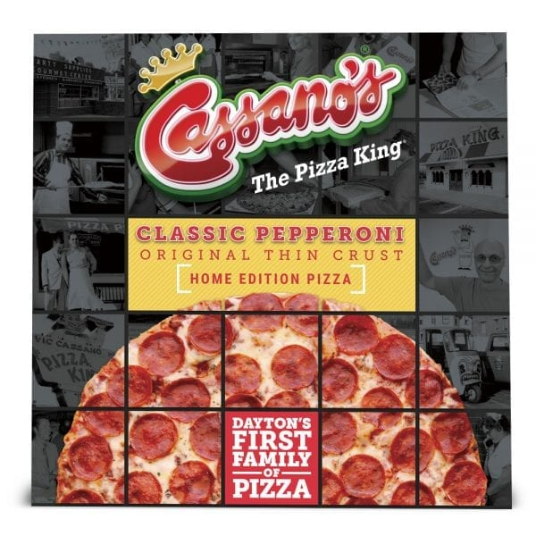 Cassano's Home Edition - Pepperoni